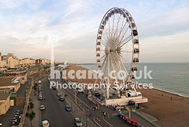 Brighton Wheel on Seafront