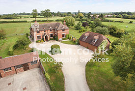 Elevated Photography of Residential Property with fantastic views