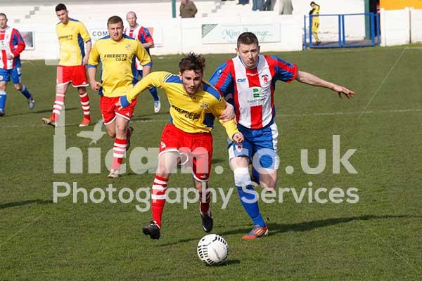 PICS: Bromsgrove Sporting FC Vs Southam United